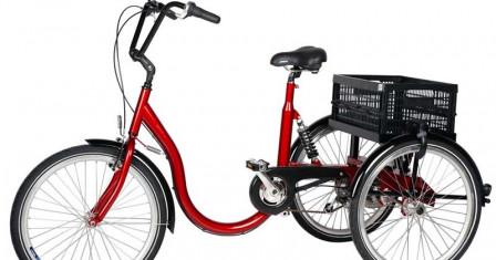 Все о типах трехколесных велосипедов