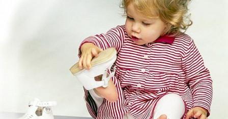 Как выбрать ребенку удобную обувь