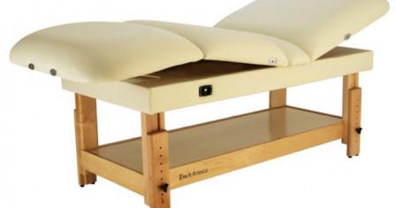 Массажный стол и его элементы. Как сделать правильный выбор?