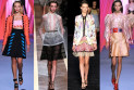 Выбор платья: тип фигуры и вид ткани