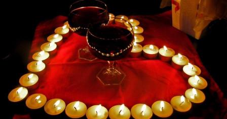 Как организовать романтический ужин для любимого