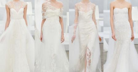 Выбираем свадебное платье на сезон 2015 года