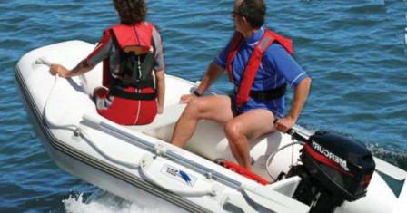 Соблюдение необходимых требований во время катания на лодке
