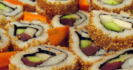Какие плюсы у заказа суши?