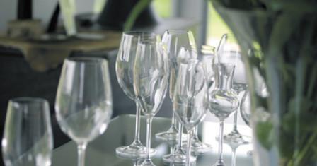 Сервировка стола. Посуда для напитков.