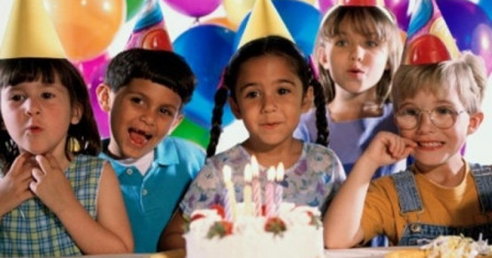 Проведение детского праздника с профессиональным агентством