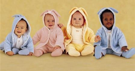 Виды детского трикотажа