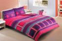 Интерьер комнаты и постельное белье