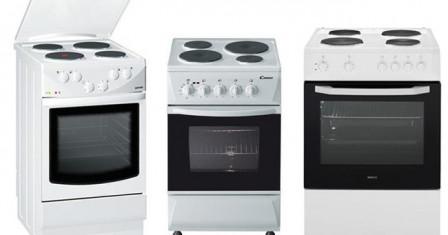 Кухонные электрические печи