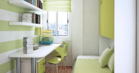 Мебель для девочек в маленькую комнату или как создать сказочный мир