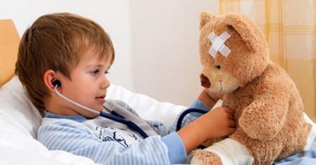 Распространенные детские заболевания