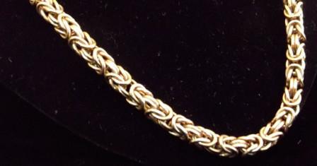 Плетения цепочек для женщин и мужчин