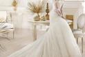 Свадебные кружевные платья снова в тренде