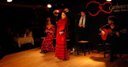 Где посмотреть шоу фламенко