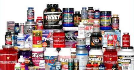 Назначение и виды спортивных добавок