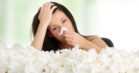 Простудные заболевания на курорте