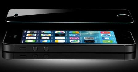 Что дает защитное стекло для iPhone 4,4S