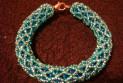 Многообразие вариантов плетения браслетов из бисера