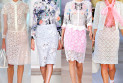 Женственные тенденции в одежде