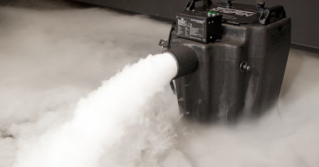 Типы дым машин от компании Didzher