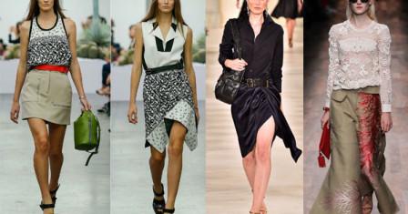 Что мы знаем о модных юбках?