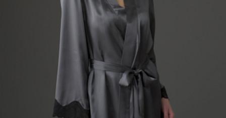 Правила выбора и преимущества шелкового халата