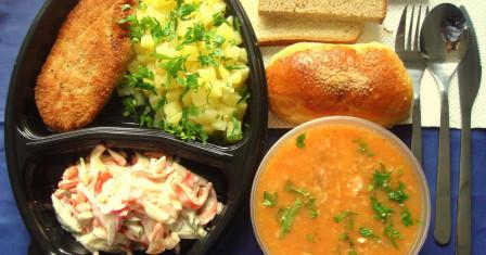 Заказ еды – необходимость или прихоть?