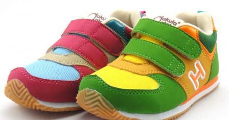 Выбираем детские кроссовки правильно