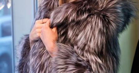 Тонкости выбора шубы из волка