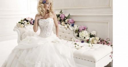 Особенности выбора платья в свадебном салоне