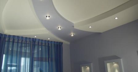 Точечные светильники в вашем доме