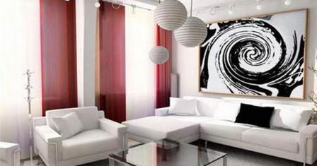 Современные шторы с фотопечатью и особенности их выбора
