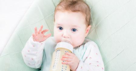 Тонкости выбора детского питания