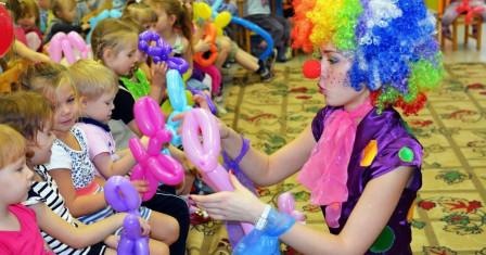 Детские праздники и их профессиональная организация