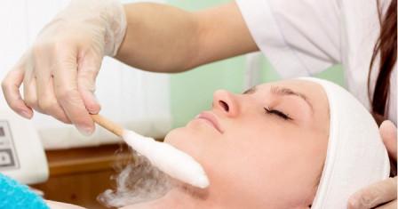 Криомассаж лица, особенности процедуры