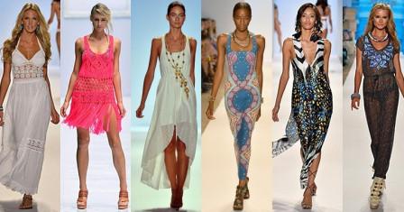 Актуальные тренды: платья и сарафаны на лето