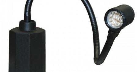 Преимущества светодиодных станочных светильников