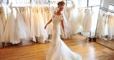 Как выбрать подвенечное платье?