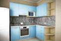 Мебель для маленькой кухни на заказ