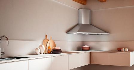 Необходимость и важность установки на кухне вытяжки