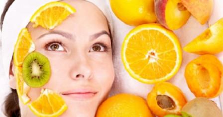 Важность витаминов для кожи лица и тела