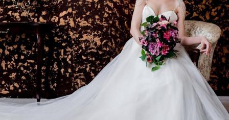 Самая счастливая невеста та, у которой особенное платье