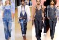 Современные тенденции в джинсовой моде