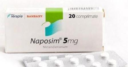 Препарат Напосим и его основные характеристики