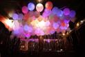 Светящиеся шары – модное оформление мероприятий