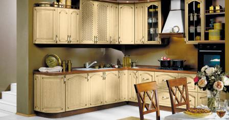Купить классическую кухню на заказ: желания и возможности
