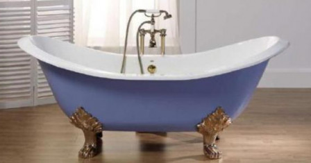 Особенности выбора чугунной ванны