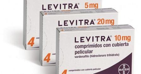 Левитра: основные свойства и особенности применения препарата