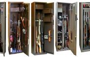 Оружейные сейфы: классификация и особенности выбора