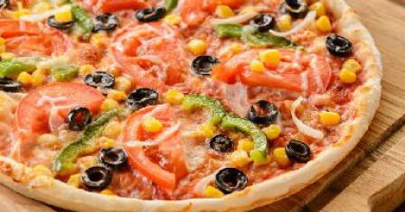 Пицца тоже может быть экзотикой